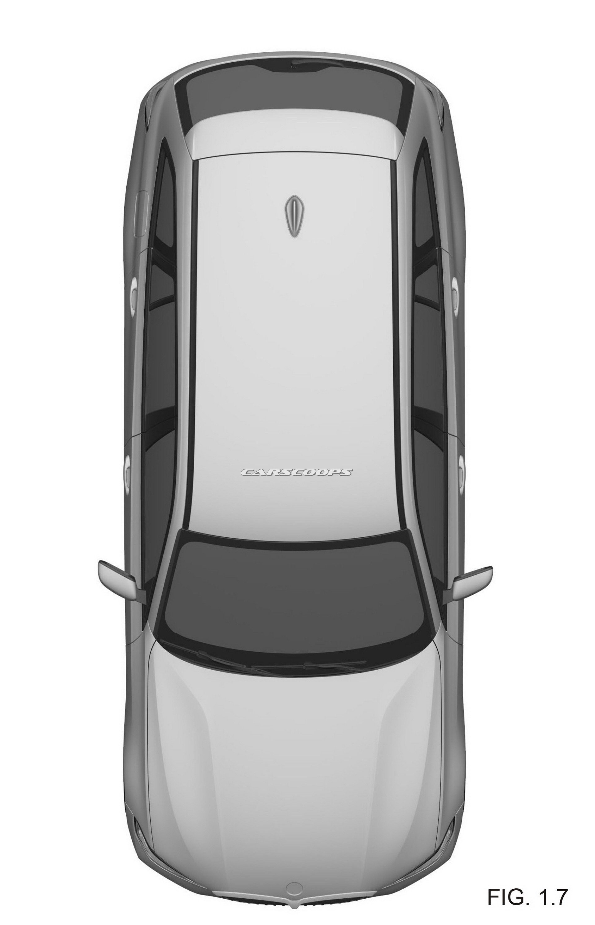 BMW Serie 3 Touring MY 2019 - Disegni brevetti