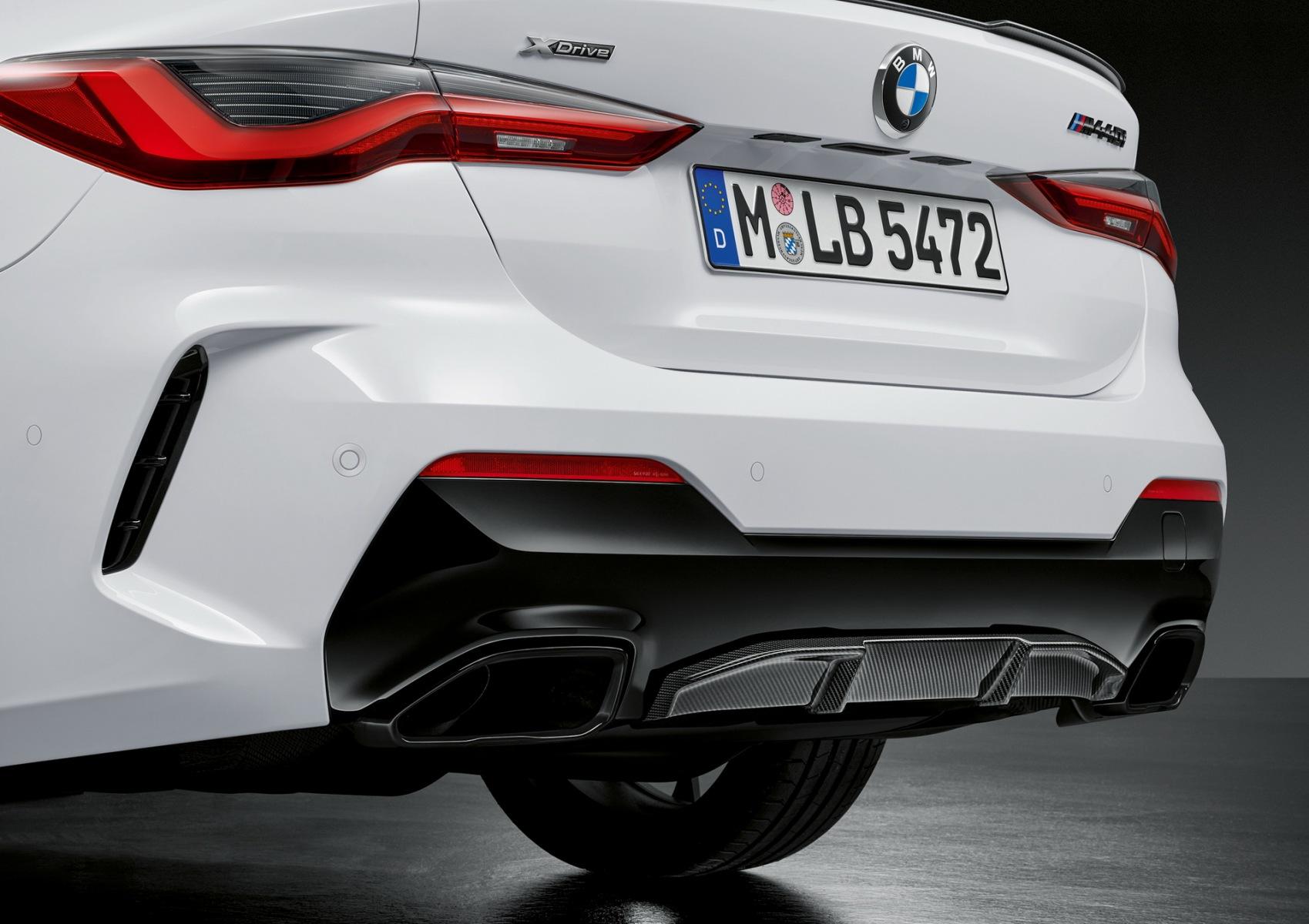 BMW Serie 4 2020 - M Performance