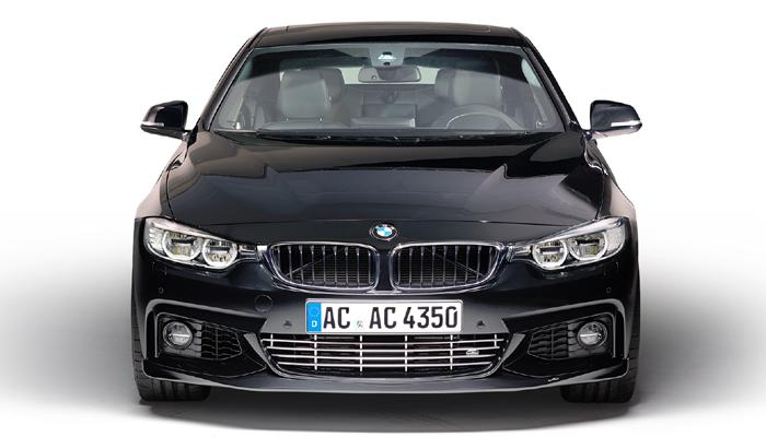 BMW Serie 4 Coupe by AC Schnitzer