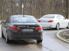 BMW Serie 5 ActiveHybrid spy