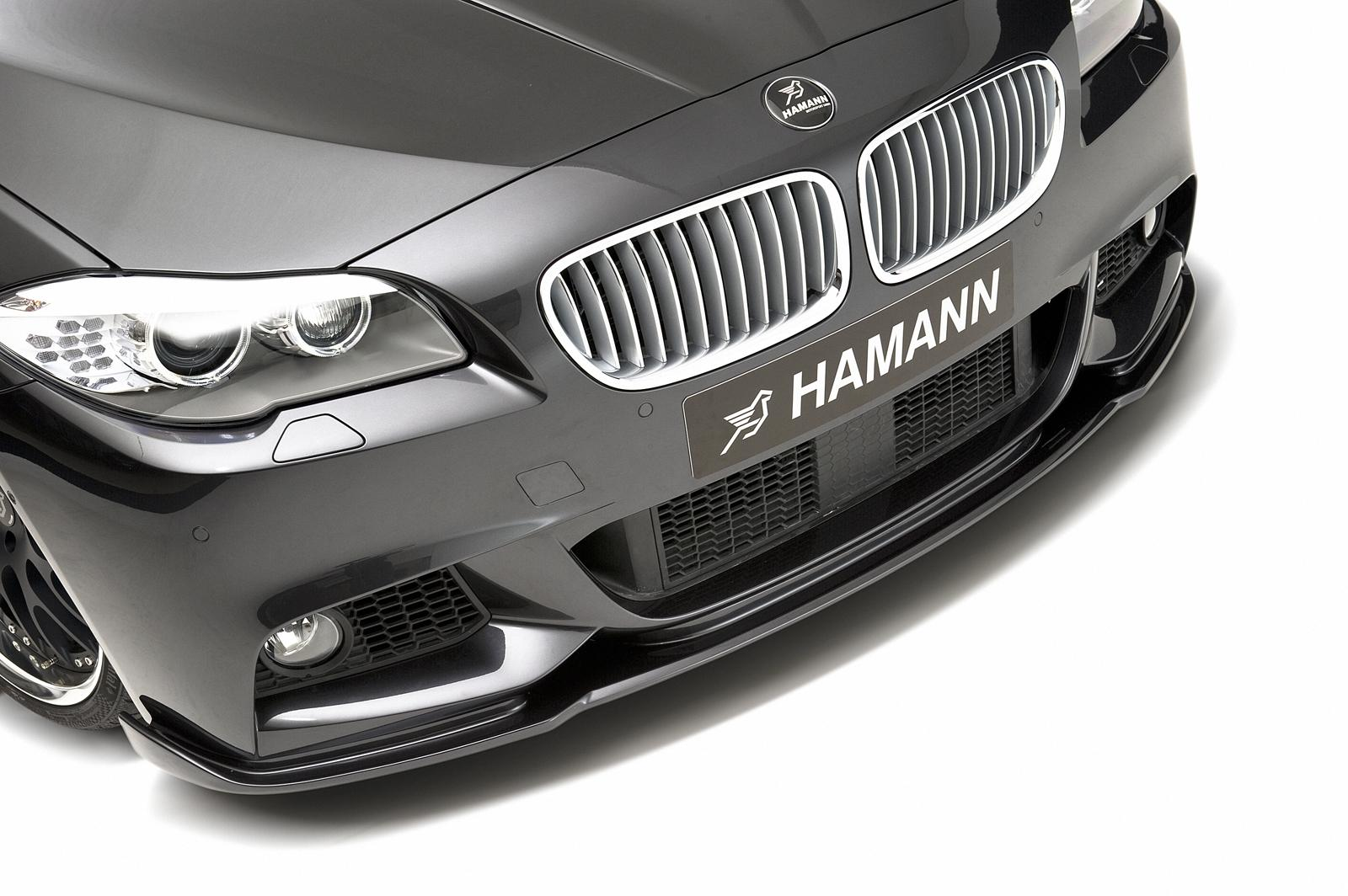 BMW Serie 5 Pacchetto M by Hamann