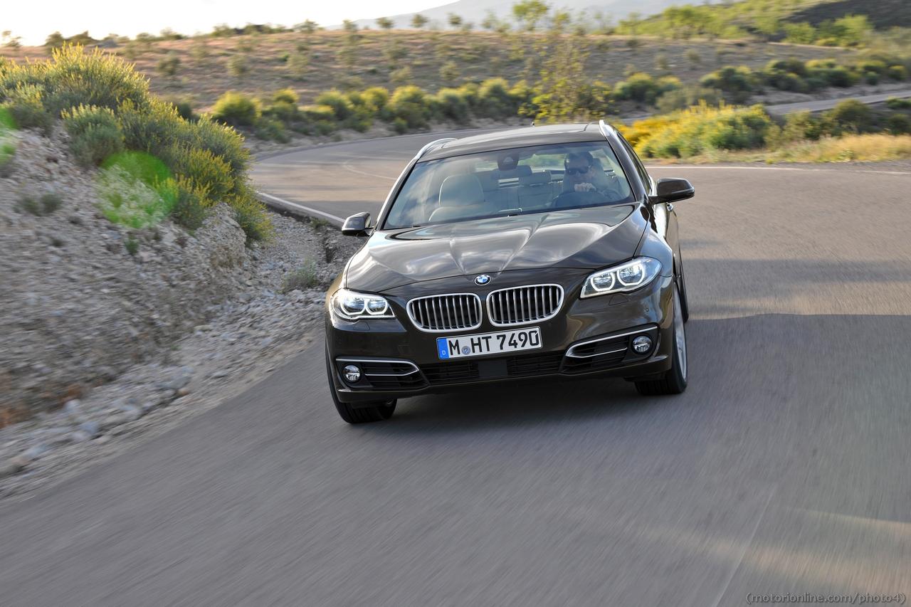 Altre Foto della Galleria: BMW Serie 5 Touring - 2014