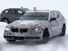 BMW Serie 5 Touring 2017 - Foto spia 19-04-2016