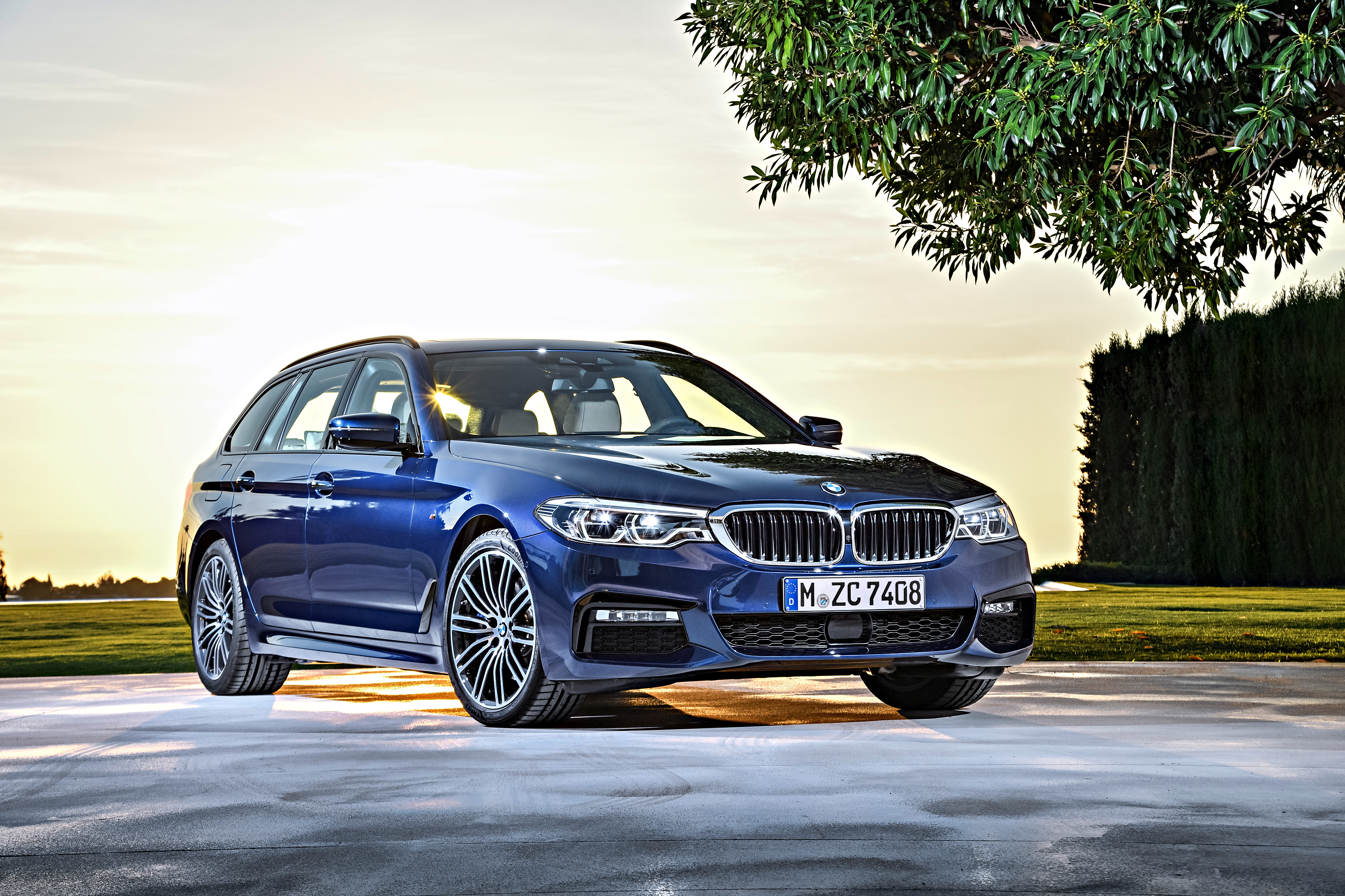 BMW Serie 5 Touring MY 2017