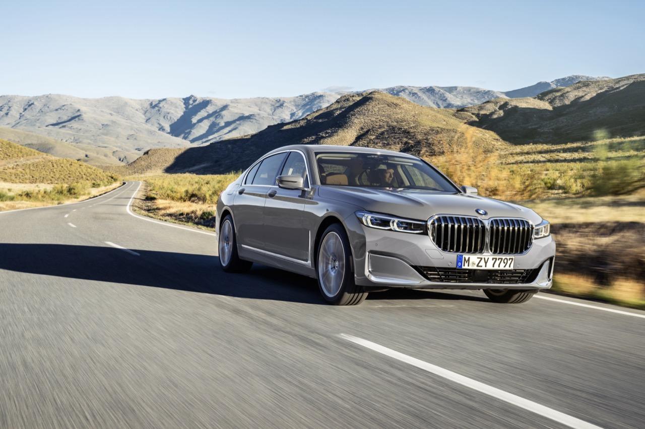 BMW Serie 7 2020 - foto