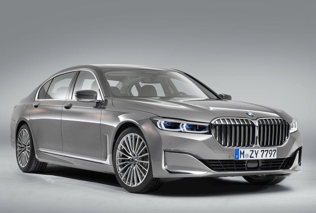 BMW Serie 7 MY 2020 - Foto leaked