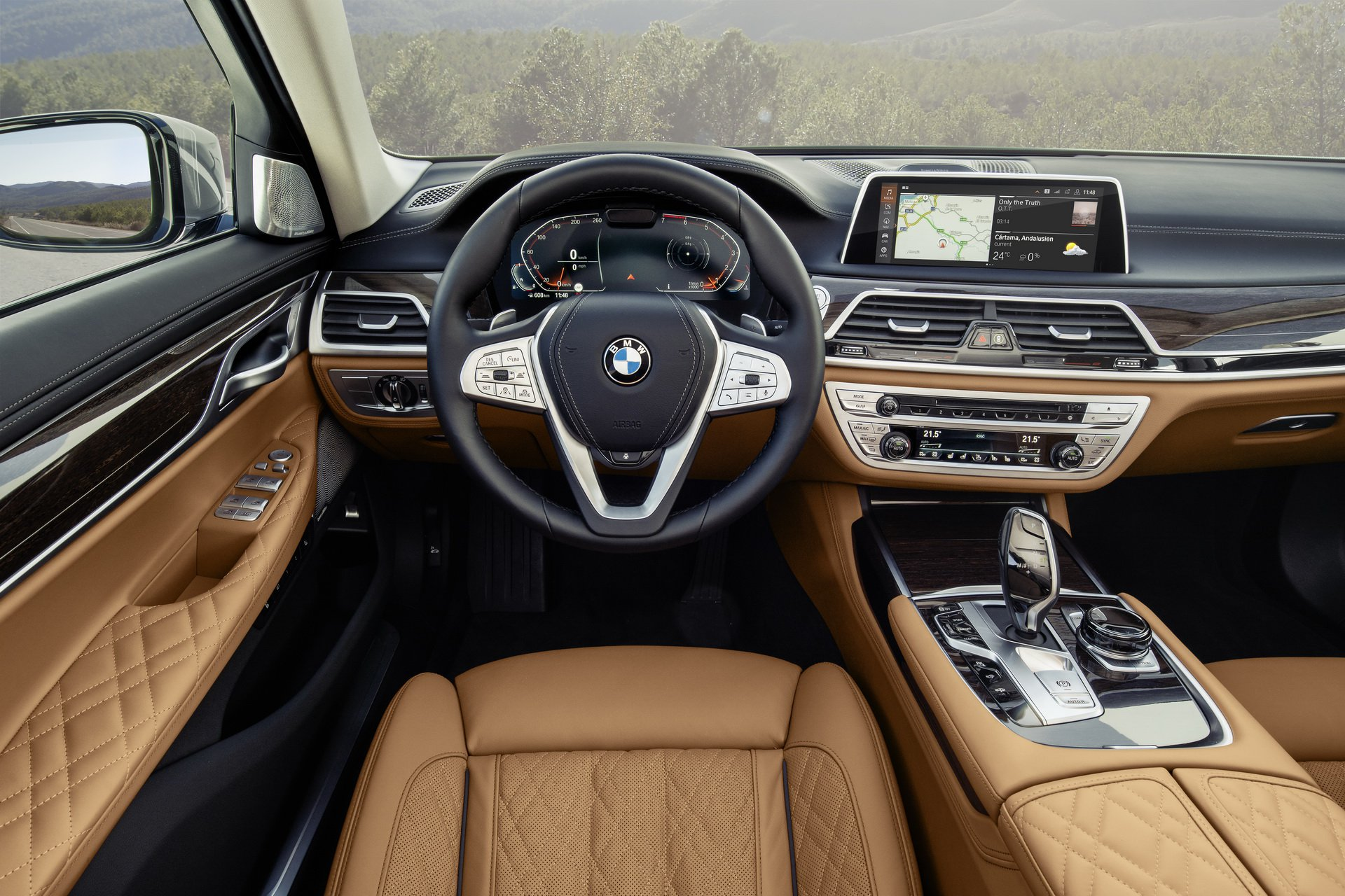 BMW Serie 7 MY 2020