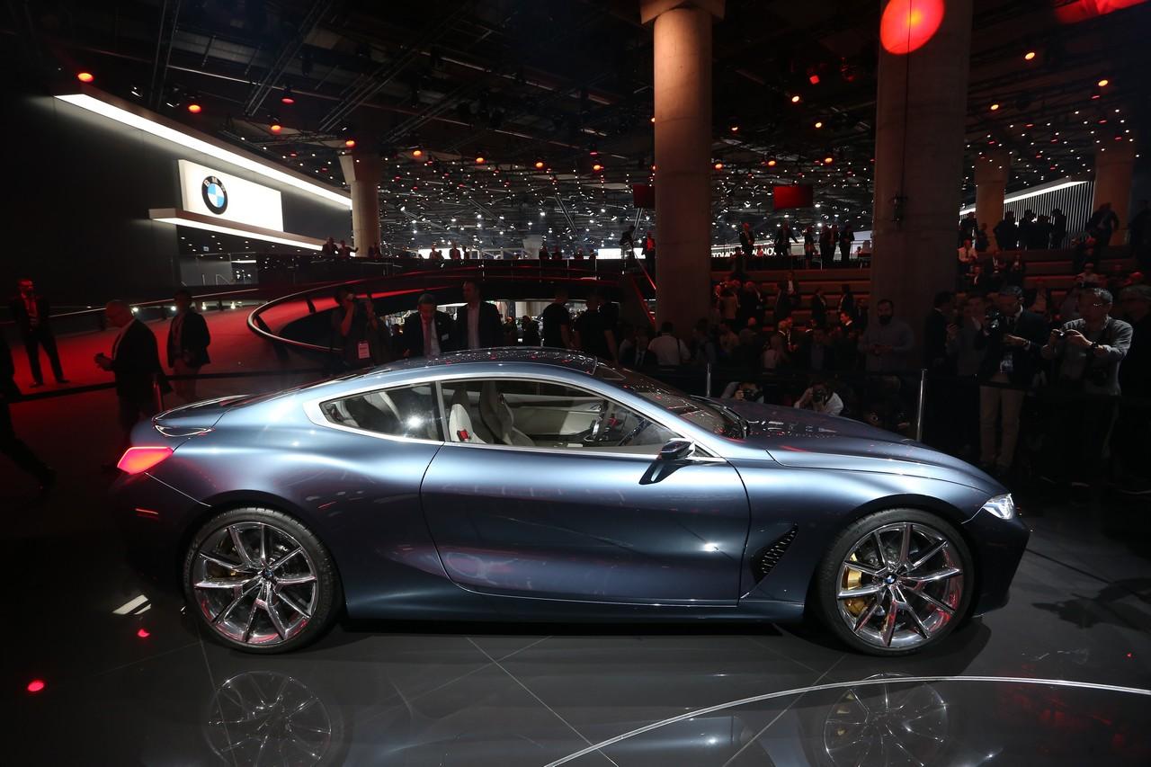 BMW Serie 8 Concept - Salone di Francoforte 2017