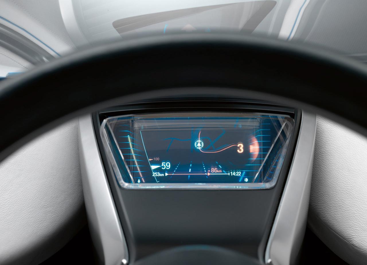 Foto BMW Vision EfficientDynamics