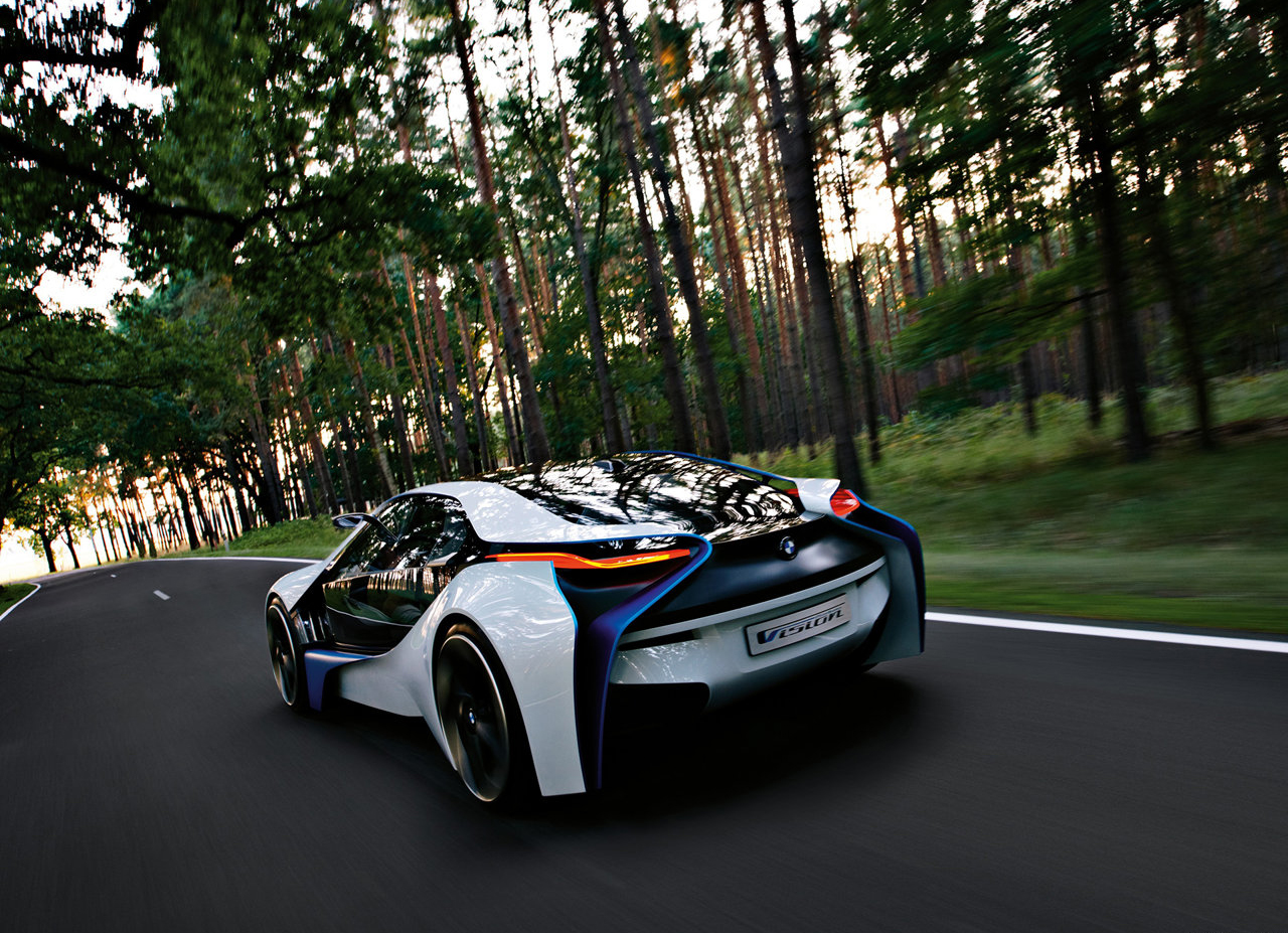 Foto BMW Vision EfficientDynamics