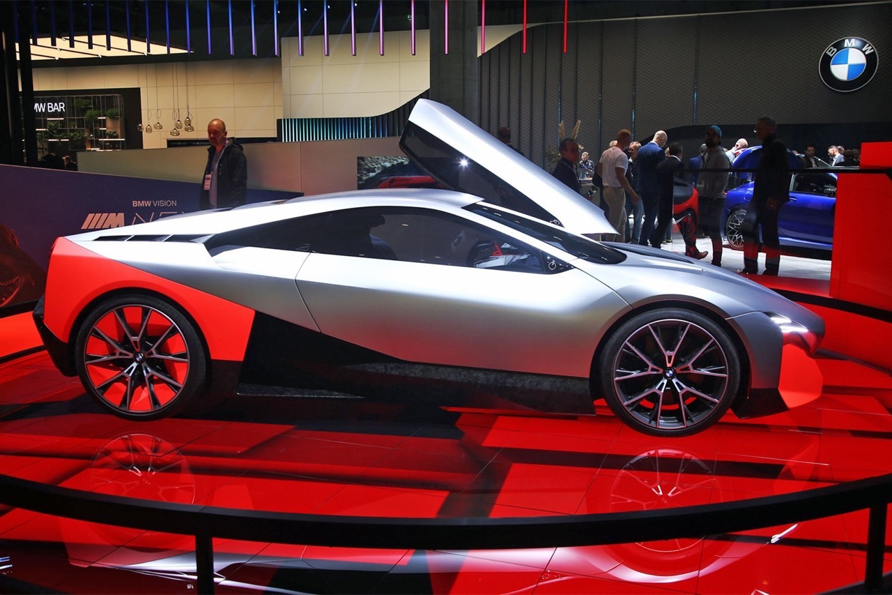BMW Vision M Next - Salone di Francoforte 2019