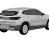BMW X2 - Brevetti