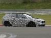 BMW X2 foto spia 20 aprile 2017