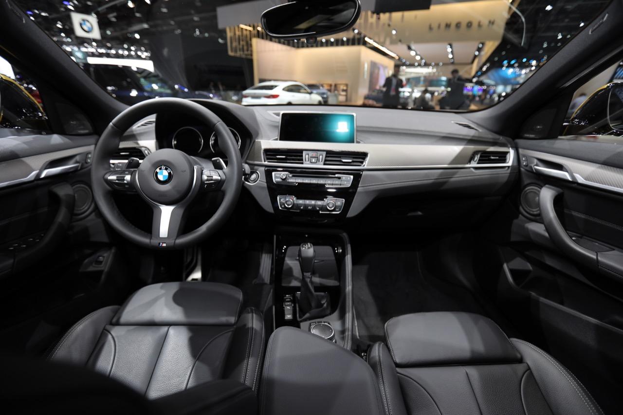 BMW X2 - Salone di Detroit 2018