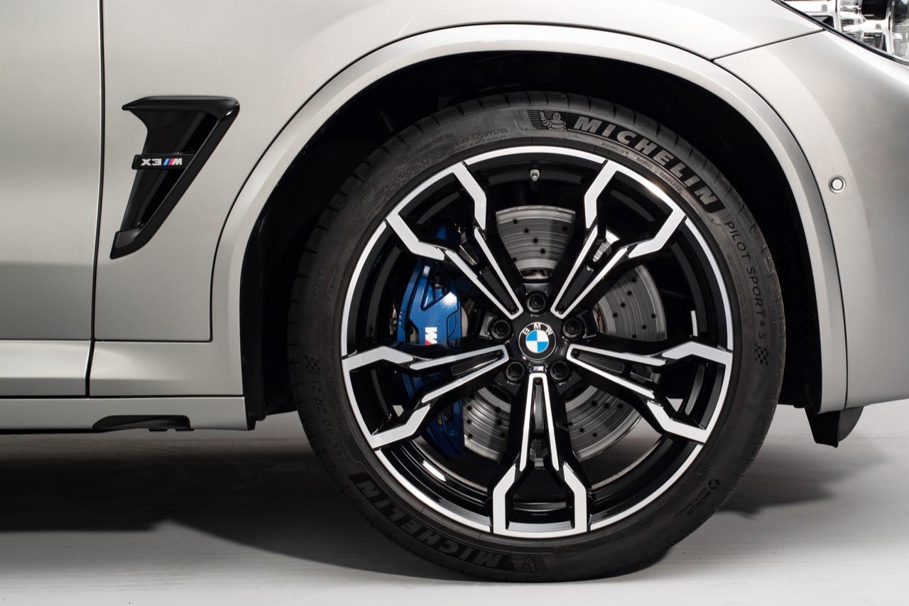 BMW X3 M e X4 M Competition - nuova galleria