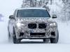 BMW X4 M foto spia 5 febbraio 2018