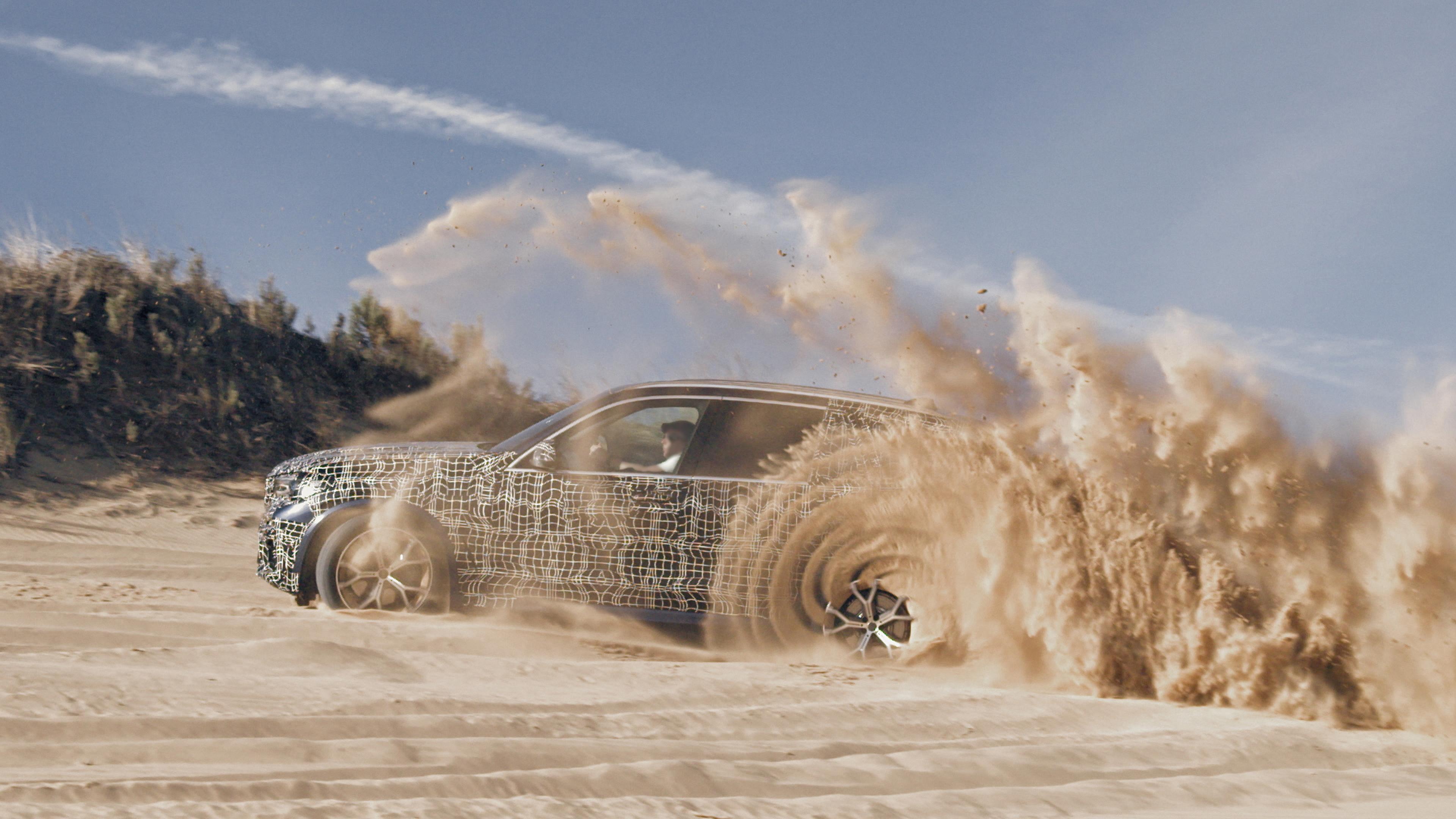 BMW X5 MY 2019 - Test