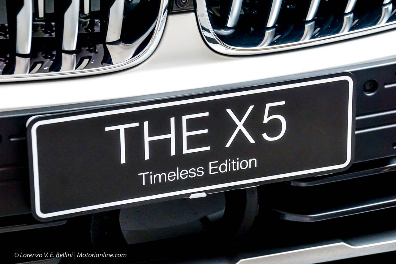 BMW X5 Timeless Edition Alcantara