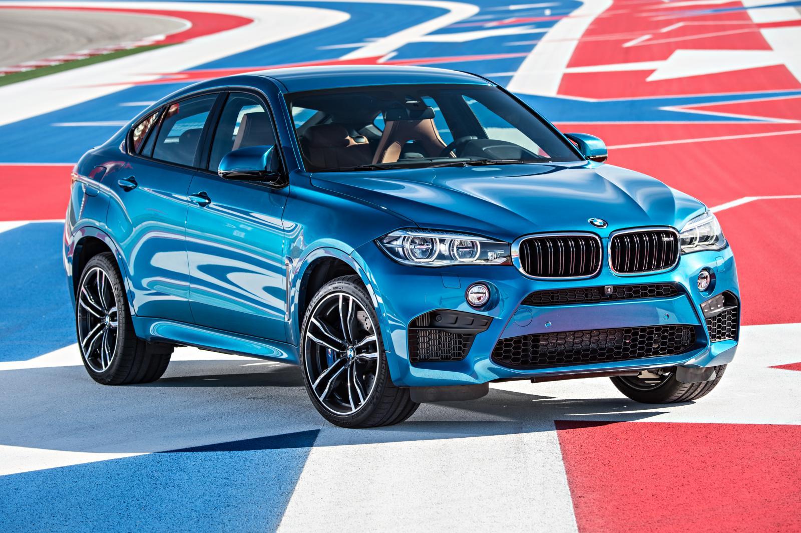 BMW X5M e BMW X6M