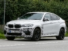BMW X6 M - foto spia (agosto 2014)