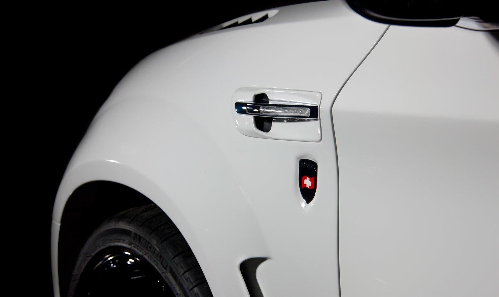 BMW X6 M Mansory
