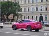BMW X6 M rosa cromata