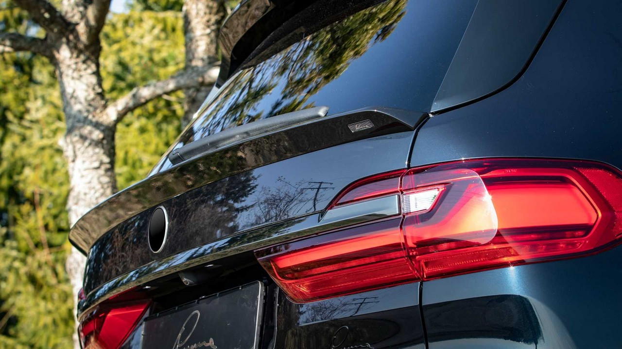 BMW X7 CLR LUMMA DESIGN