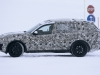 BMW X7 foto spia 18 gennaio 2017