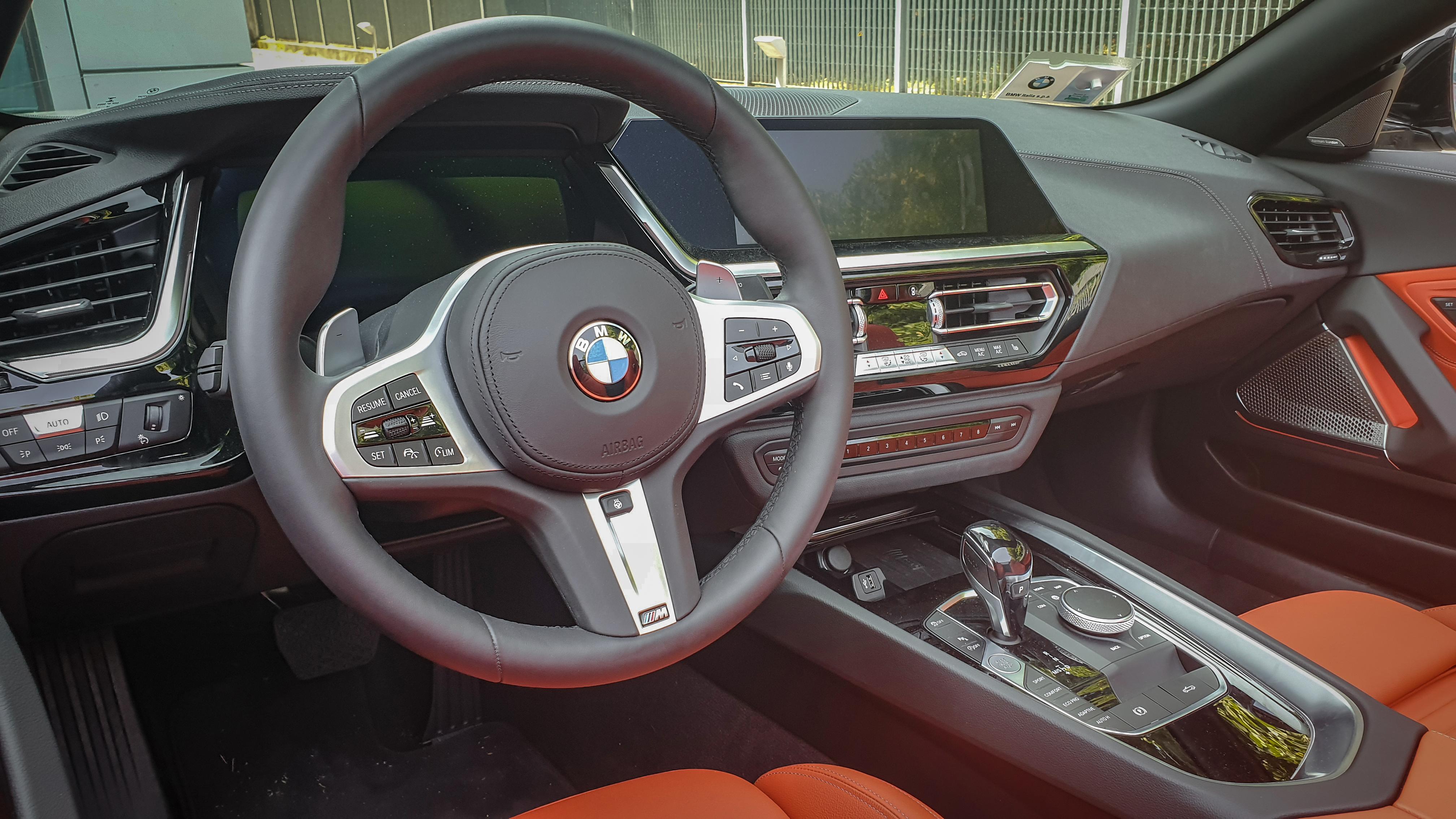 BMW Z4 2019 - il test drive