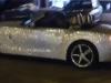 BMW Z4 con cristalli Swarovski
