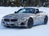 BMW Z4 foto spia 16 marzo 2018