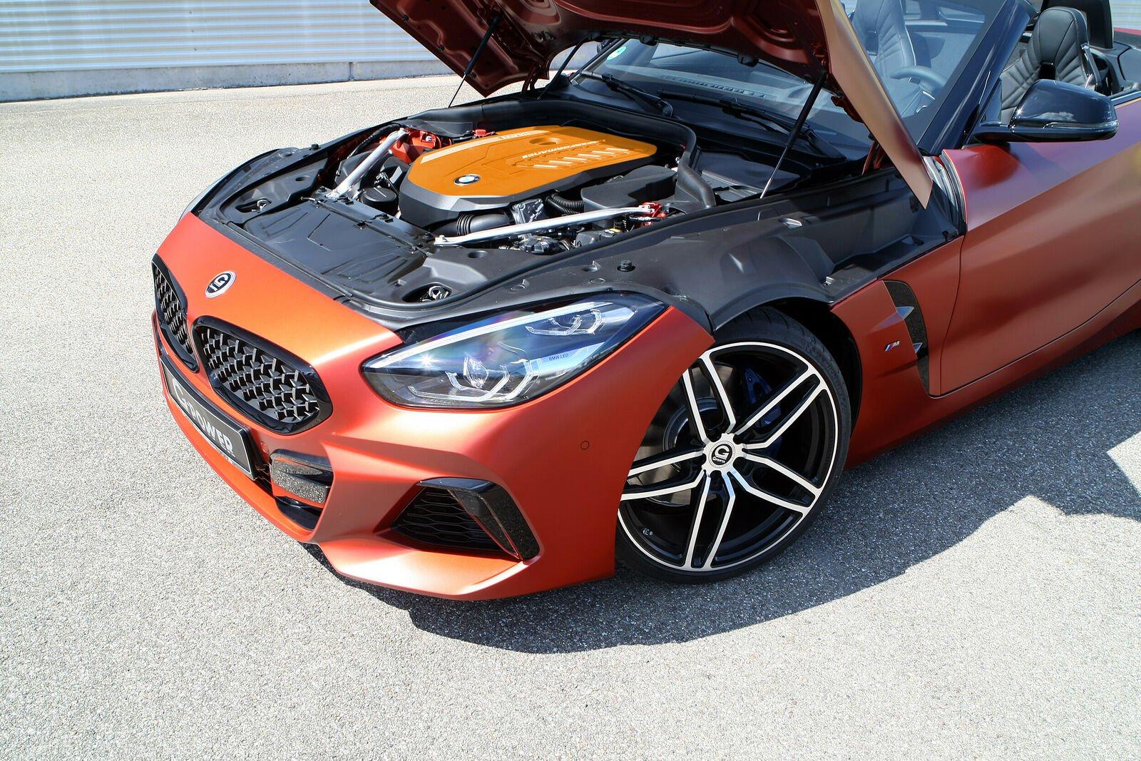 BMW Z4 M40i by G-Power