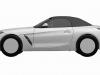 BMW Z4 MY 2019 - Disegni brevetto
