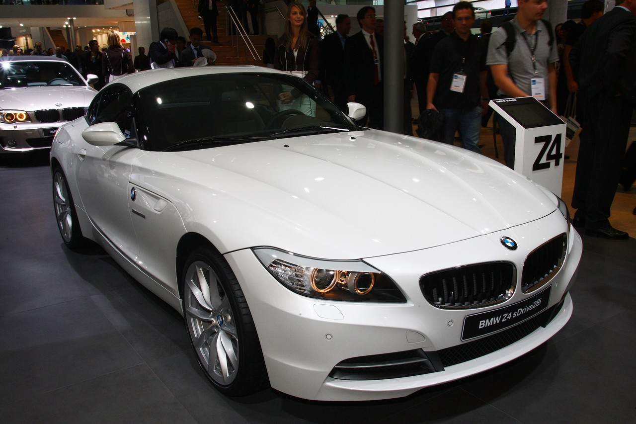 2011 Bmw Z4 Sdrive28i Automatic Related Infomation