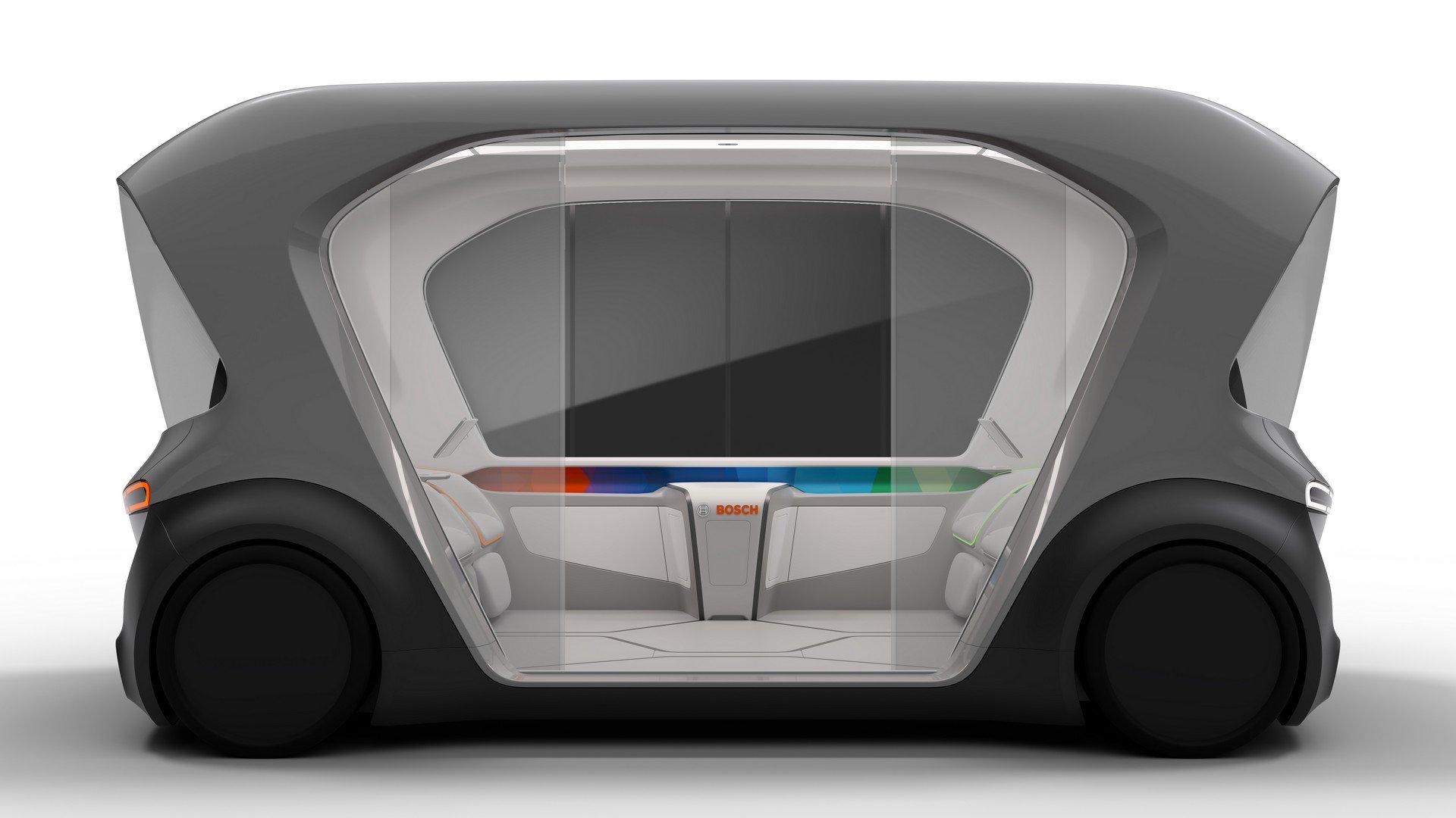 Bosch Shuttle Concept