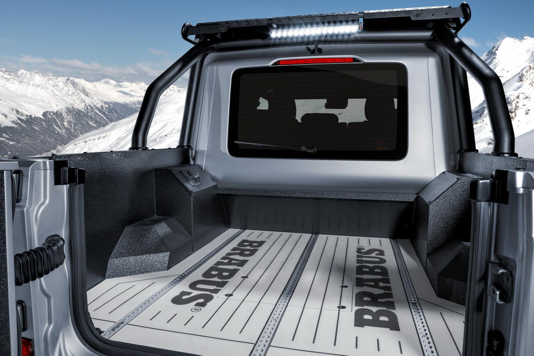 Brabus 800 Adventure XLP