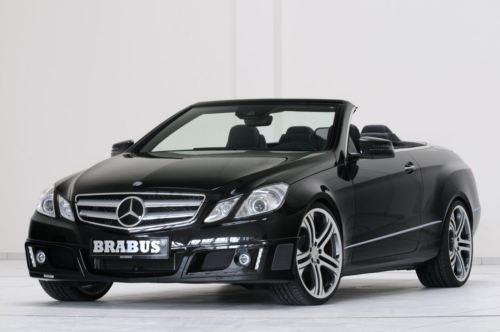 BRABUS Mercedes Classe E Cabriolet
