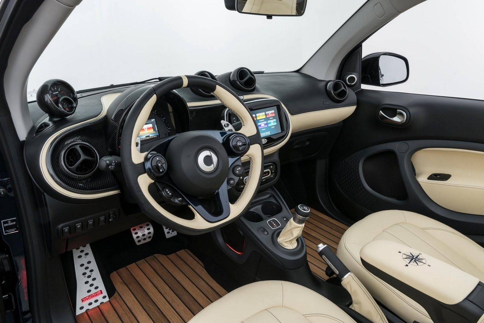 Brabus Sunseeker One of Ten