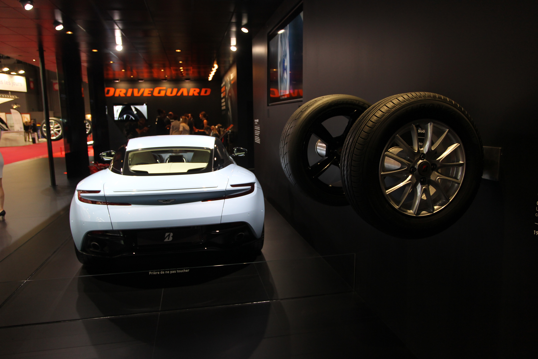 Bridgestone - Salone di Parigi 2016