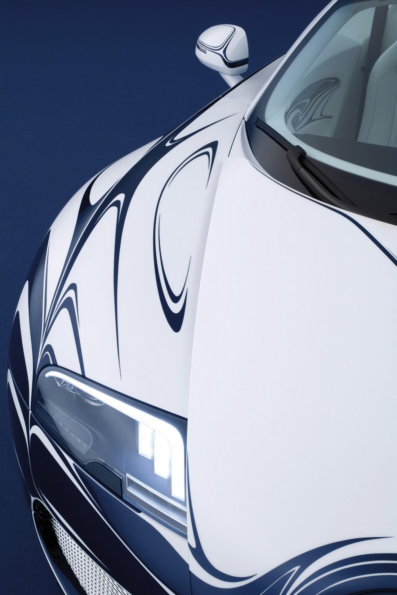Bugatti Al Motor Show Di Francoforte 2011 Foto 22 Di 31
