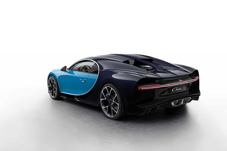 Bugatti Chiron - Configuratore
