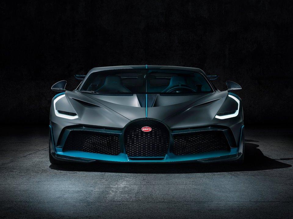 Bugatti Chiron Divo presentazione ufficiale
