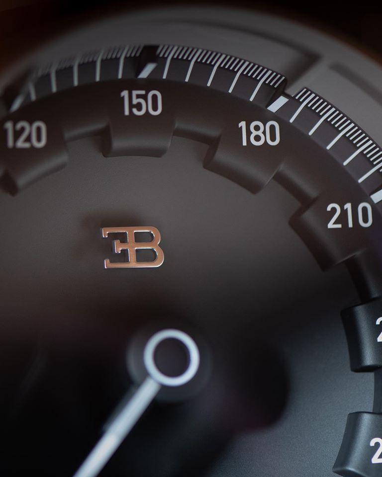 Bugatti Divo - Primo esemplare Stati Uniti