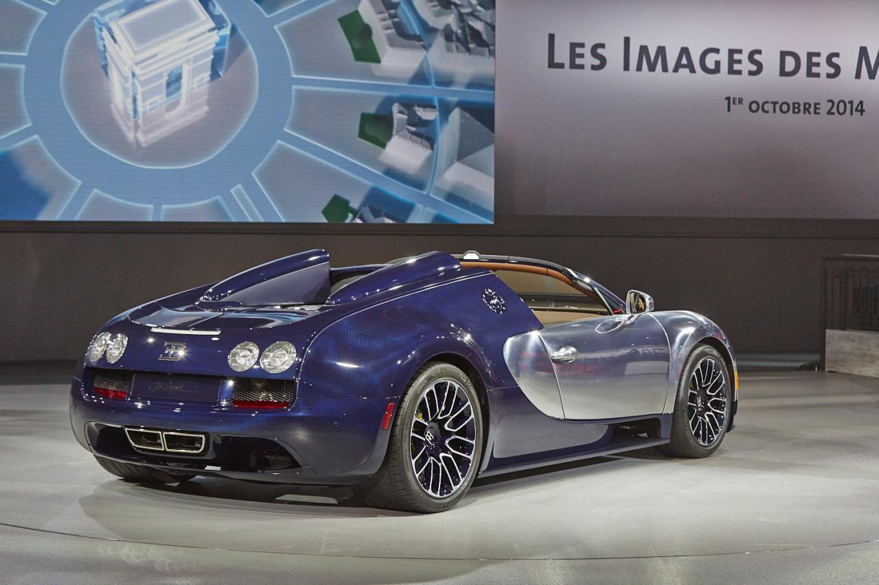 bugatti veyron grand sport vitesse ettore bugatti salone di parigi 2014 2 12. Black Bedroom Furniture Sets. Home Design Ideas