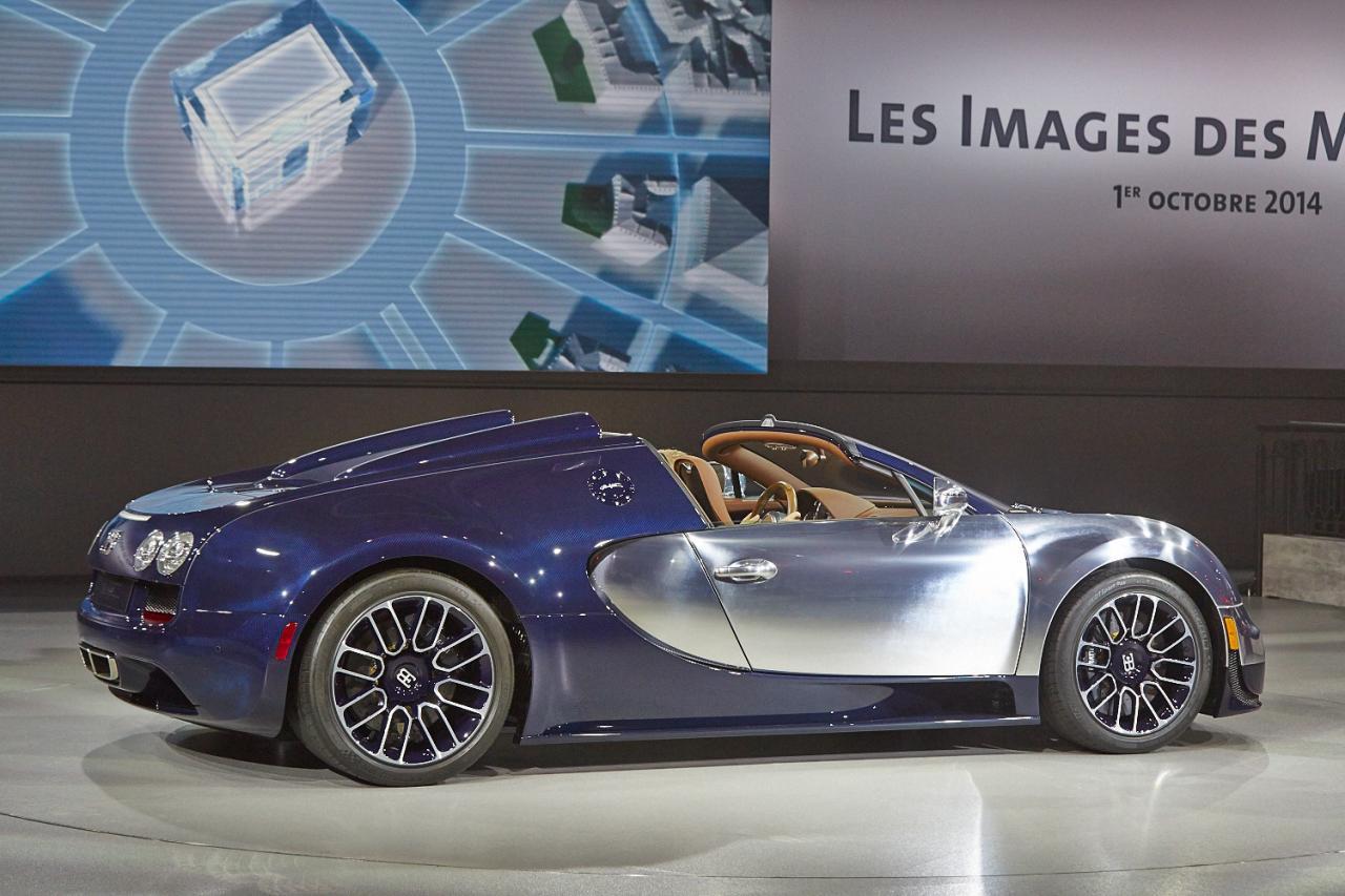 bugatti veyron grand sport vitesse ettore bugatti salone. Black Bedroom Furniture Sets. Home Design Ideas