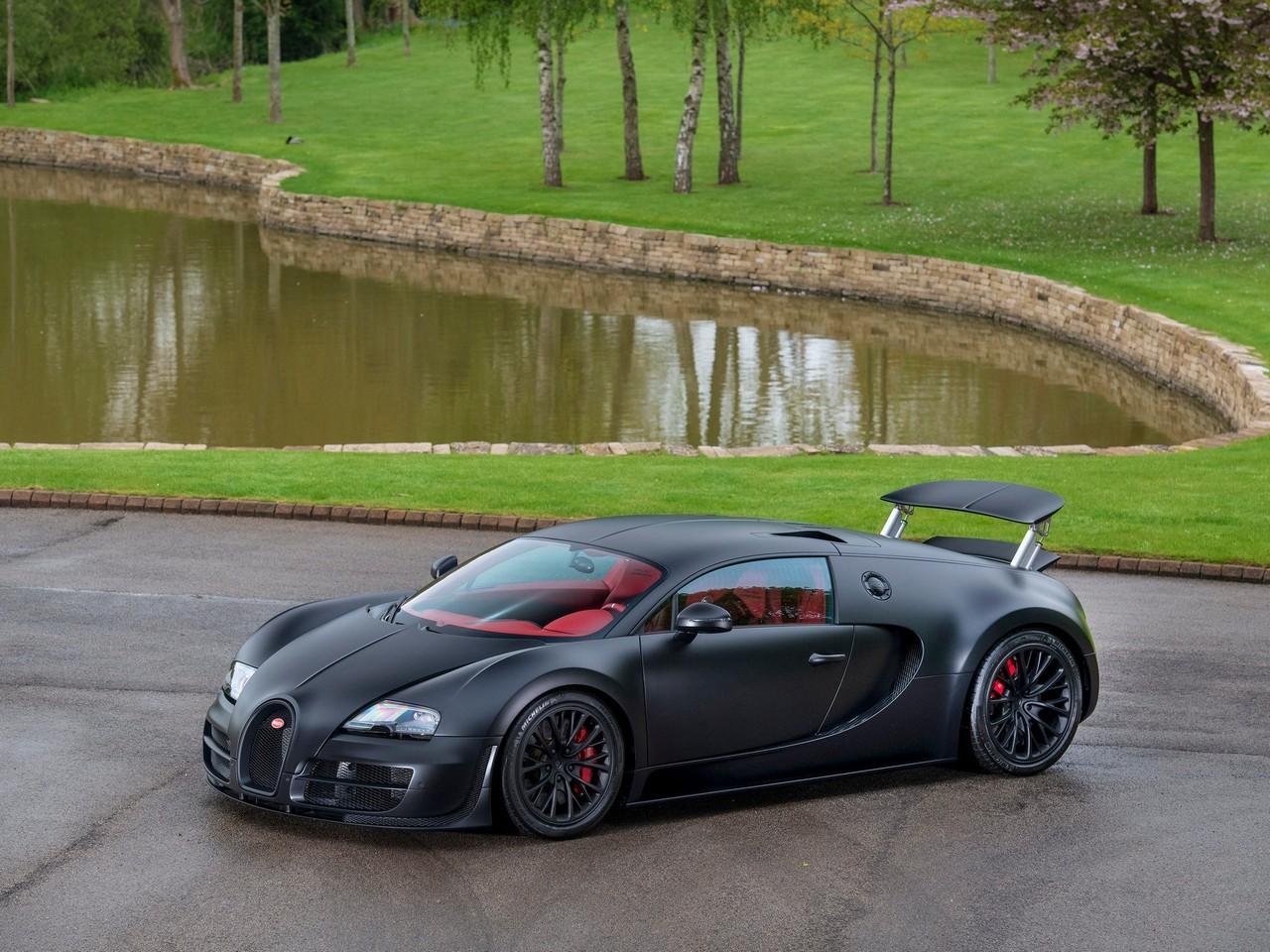 Bugatti Veyron Super Sport - galleria asta