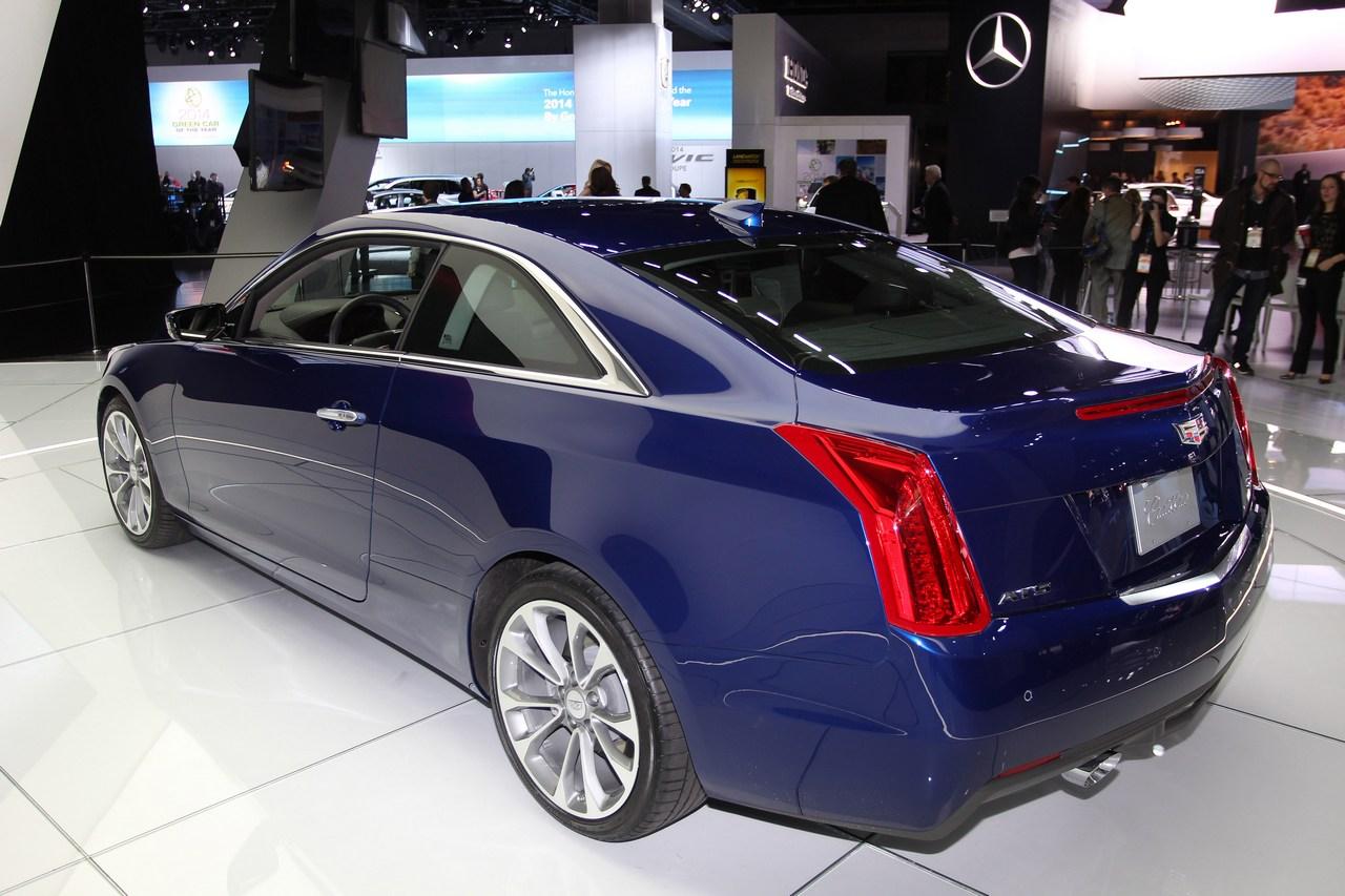 Cadillac ATS - Salone di Detroit 2014