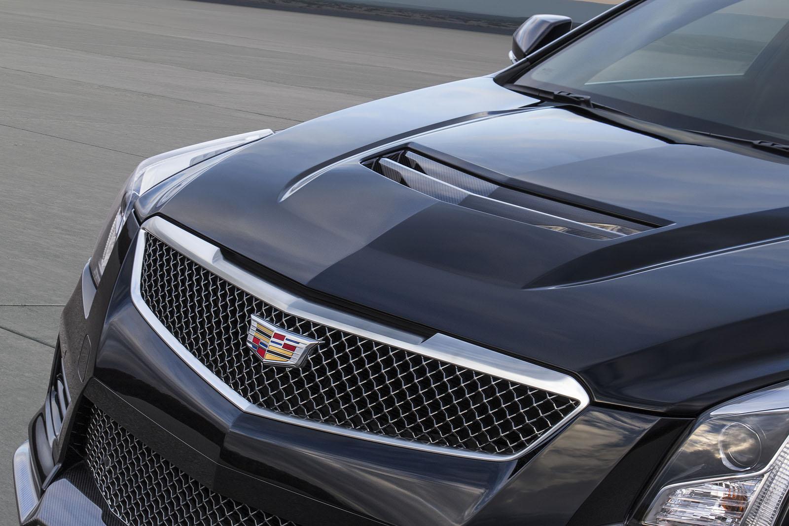 Cadillac Ats V Coupe >> Cadillac ATS-V 2016 (coupe e berlina) - Foto 14 di 19