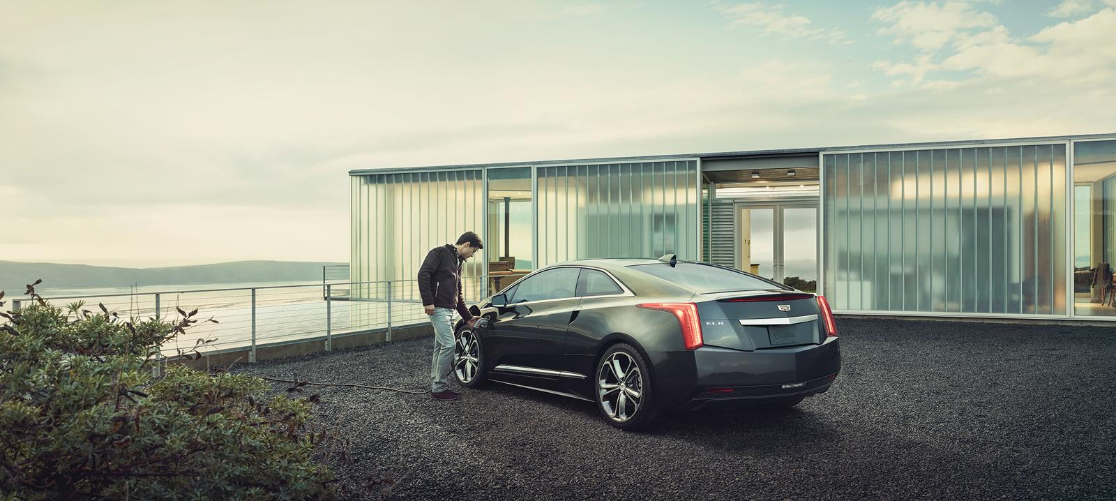 Cadillac ELR 2016