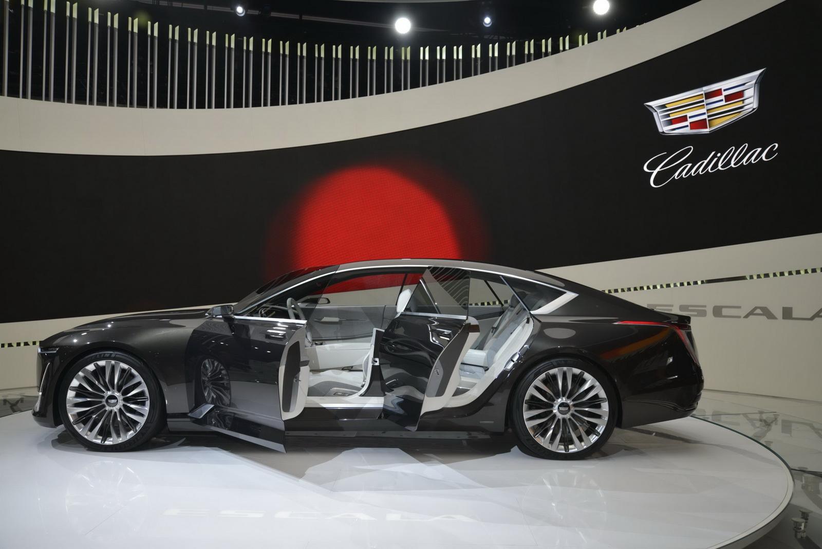 Innovative Cadillac Escala Concept  Salone Di Los Angeles 2016 Foto 8 Di 10